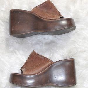 VTG 1990s Bratz Doll Platform Heels